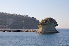 La roca de la seta Fotos de archivo