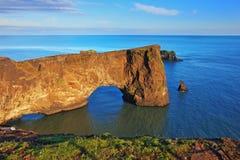 La roca enorme - elefante Imágenes de archivo libres de regalías