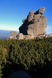 La roca llamó Slonecznik Fotos de archivo libres de regalías