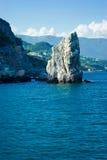 La roca llamada   Fotografía de archivo