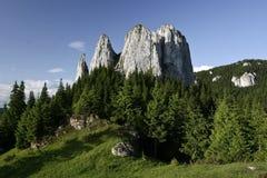 La roca sola Imagenes de archivo