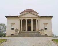 La Rocca Pisana villa in Lonigo in Italy Stock Photography
