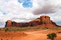 La roccia! Immagini Stock