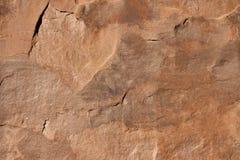 La roccia Fotografie Stock