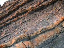 La roccia Fotografie Stock Libere da Diritti