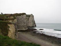 La roccia nel mare Fotografie Stock Libere da Diritti