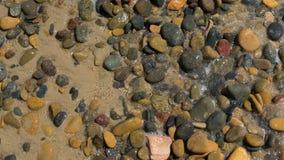 La roccia sulla costa Fotografia Stock Libera da Diritti