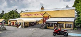 Restaurant / theater royalty free stock photo