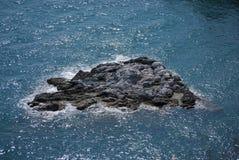 La roche a émergé Photos libres de droits