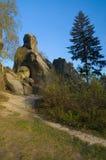 La roche Photographie stock libre de droits