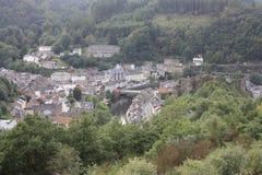 La Roche en omgeving Royalty-vrije Stock Afbeeldingen