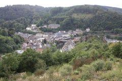 La Roche et environs Photos stock