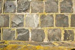 La roche lapide la texture Image stock