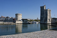 La Rochelle Stock Photo