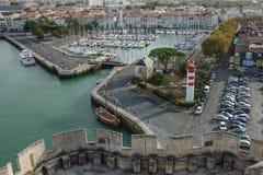La Rochelle Lizenzfreie Stockfotos