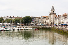 La Rochelle Stockbilder