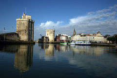 La Rochelle Photos stock