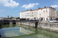 La Rochelle, Charente Maritime, France Royalty Free Stock Image