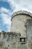 La Rochelle, de toren van Sinterklaas (Frankrijk) royalty-vrije stock afbeeldingen