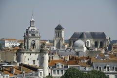 La Rochelle, France Stock Photography