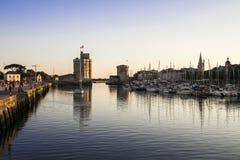 La Rochelle, France images stock