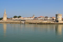 La Rochelle, France Fotografia de Stock Royalty Free