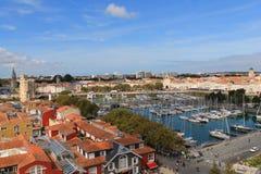 La Rochelle, France Imagens de Stock Royalty Free