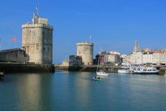 La Rochelle, Francia Fotos de archivo libres de regalías