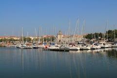 La Rochelle, Francia Imágenes de archivo libres de regalías