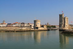La Rochelle, Francia Foto de archivo libre de regalías