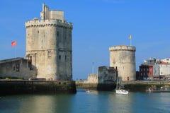 La Rochelle, Francia Imagen de archivo libre de regalías