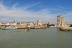 La Rochelle, Francia Fotografía de archivo libre de regalías