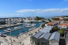 La Rochelle, Francia Imagenes de archivo