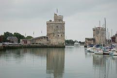 La Rochelle, Francia Fotografia Stock