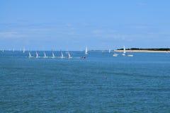 La Rochelle, Francja Zdjęcie Royalty Free