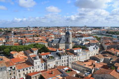 La Rochelle, Frankreich Lizenzfreies Stockfoto