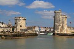 La Rochelle, Frankreich Stockfotografie