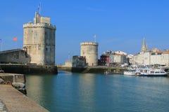 La Rochelle Frankrike Arkivfoto