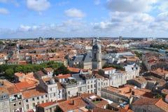La Rochelle Frankrike Royaltyfri Foto