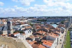 La Rochelle Frankrike Royaltyfria Bilder