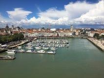 La Rochelle fransk berömd stad hamn arkivbilder