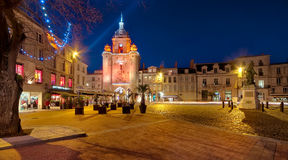 La Rochelle Hafen Lizenzfreies Stockbild