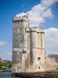 La Rochelle harbour Stock Images