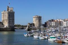 La Rochelle - Poitou-Charentes - France royalty free stock photo