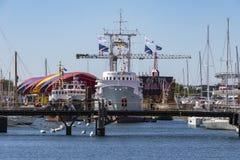 La Rochelle - Poitou-Charentes region of France Royalty Free Stock Images