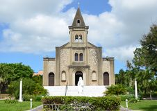La Romana Cathedral Stock Images