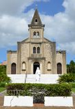 La Romana Cathedral Royalty Free Stock Photography