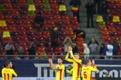 La Romania Belgio Fotografia Stock Libera da Diritti