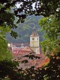 La Romania, Brasov Immagini Stock