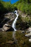 La Romania - cascata di Lotrisor Fotografia Stock Libera da Diritti